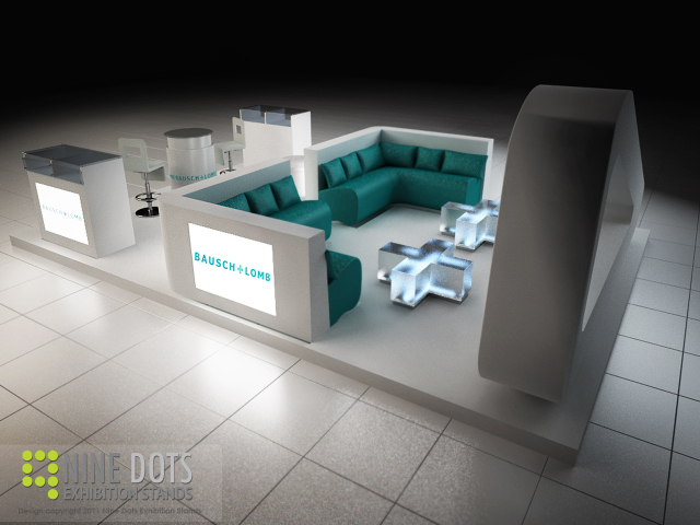 Exhibition Stand Design Furniture : Exhibition stands nine dots